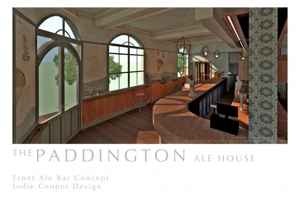 1.PAH Ale Bar-Jodie Cooper Design 2015