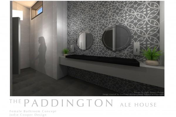 9.PAH Female Bathroom-Jodie Cooper Design 2015
